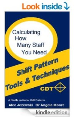book on calculating staffing numbers