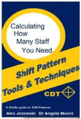 book about how to calculate how many staff you need