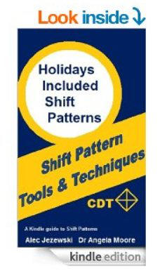 holiday included shift patterns