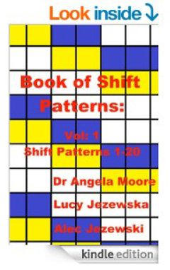 book of shift patterns in 11 volumes